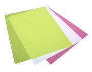 Polishing film sheet, 3.0 µm, pink