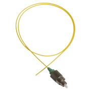 Pigtail, FC/APCR, 9/OS2/900, 1.5 m, yellow