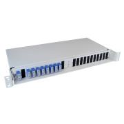 4 channel CWDM, 1-fibre, SC/PC, A side