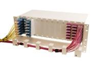 Module, 12xLC-1x12 MPOM OM3, pol. B2