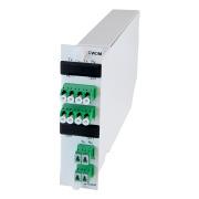 Module, 4+1 channel CWDM, SM, 1511-1571/1310, LC/APC