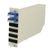 Module, 1 x WDM, SM,LC/APC, 1310/1550-wide banded