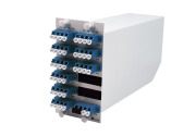 Module, 18-channel CWDM, SM, 1271-1611, LC/PC