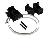 Wall/pole mount bracket, FOSC-400A4/B4