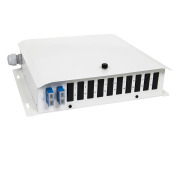 Wall box midi PRO, 4 SC/PC, pigtails, 9/OS2