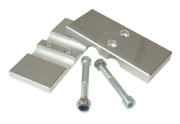 Cable clamp, FOSC-OPGW, cable 3 and 4