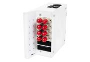 Wall box DIN MINI, 8 ST, adapter, OM1/2