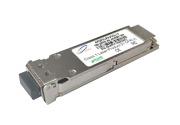 QSFP28, 100 Gbit/s, SM, 10 km, LR4, OTU4