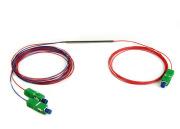 Splitter, 1:2, 20/80, 9/125/900, LC/PC