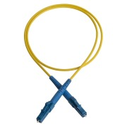 Patch cord, LC/PC-LC/PC, 9/OS2/2000, yellow