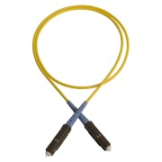 Patch cord, MU/PC-MU/PC, 9/OS2/2000, yellow
