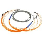 12-fibre AXXI, SM, E2000/PC-E2000/PC