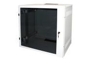 """Wall cabinet 19 """", glass door, H600xW600xD400"""