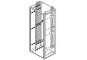 Flexi Rack for 19'' or ETSI