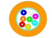 G2-50/OM2 BB AXAI-I/O-W (orange)