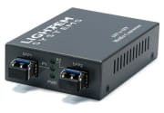 Mediakonverter, 155Mbit/s - 2.5Gbit/s, 2 x SFP