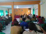 Kabid SMP Kab Serang Adakan Rapat koordinasi Bahas Kinerja Kepala Sekolah