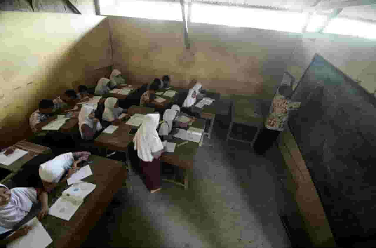 Banyaknya Sekolah Rusak, Kabupaten Serang Duduki Peringkat 3