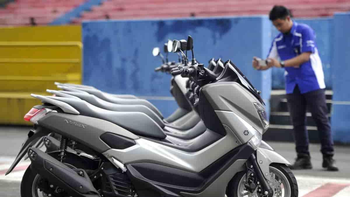 Spesifikasi dan Harga Yamaha NMAX Model 2018