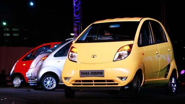 Tata Nano Mobil Termurah Indonesia Rp 40 jutaan