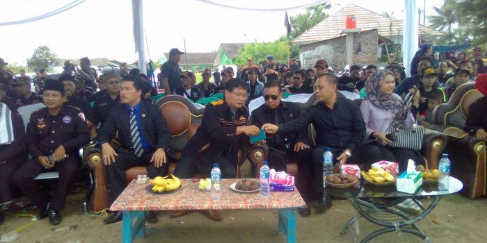 Ketua DPAC Asef Manohara dan Wakasekjen Tb,Oyim Munandar, SE MbA