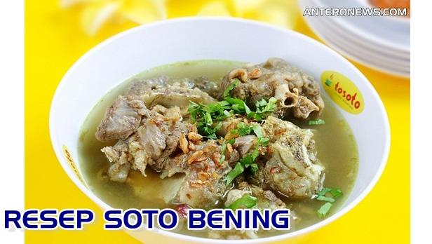 Bumbu Soto Ayam Bening - Resep Masakan