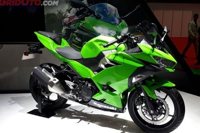 Harga New Kawasaki Ninja 250 Terbaru