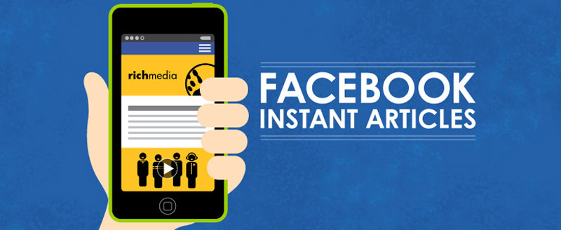 Cara membuat Facebook Instant articles Blog Website