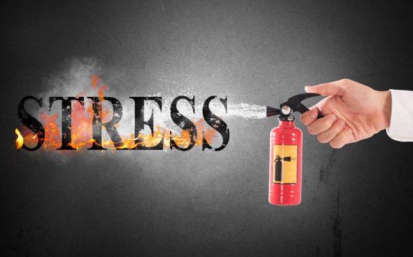 Tips Mengobati Stres Pekerjaan
