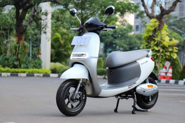 Harga Viar Q1, Sepeda Motor Listrik Indonesia
