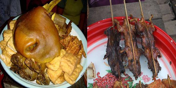 Masakan Di Indonesia Yang Tidak Biasa