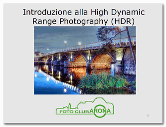 Corso_HDR
