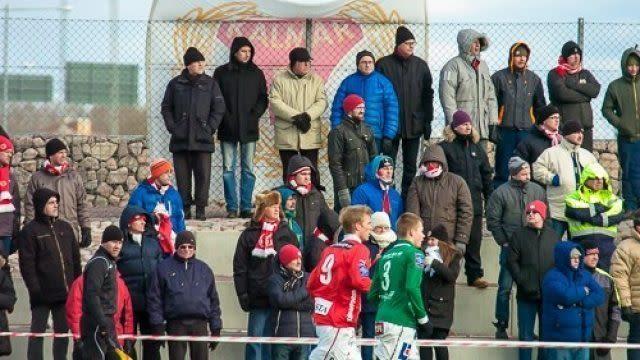 Kalmar FF vinst mot Brage i Svenska Cupen 2013