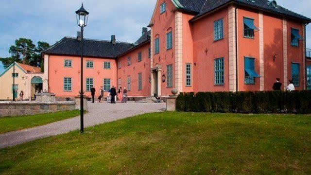 Reklamuppdrag Villa Solbacken