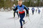 Bilder Nybroloppet på skidor 2016