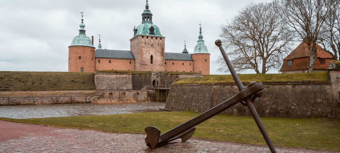 Bröllop Kalmar Slott
