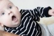Barnfotografering i fotostudio