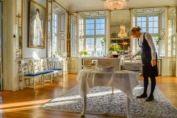 Julbordsfotografering Villa Solbacken