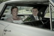 Bröllopsfotograf i Ryssby kyrka