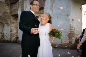 Bröllop på Borgholms slott