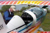 Bilder Flygande kroppkakan – Borglanda flygfält Öland