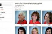 Personalbilder till Friskis och Svettis hemsida