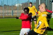 Fotografering Kalmar FF – Elfsborg (träningsmatch)