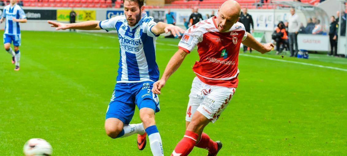 Kalmar FF - IFK Göteborg 161002
