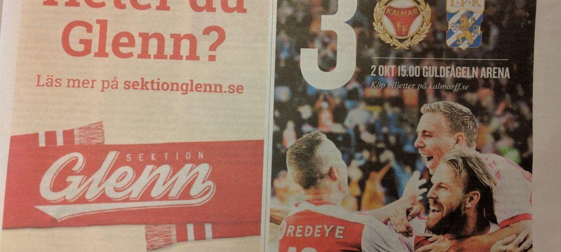 Bildbanksbild till tidningen