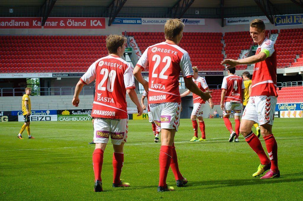 Träningsmatch Kalmar FF Elfsborg