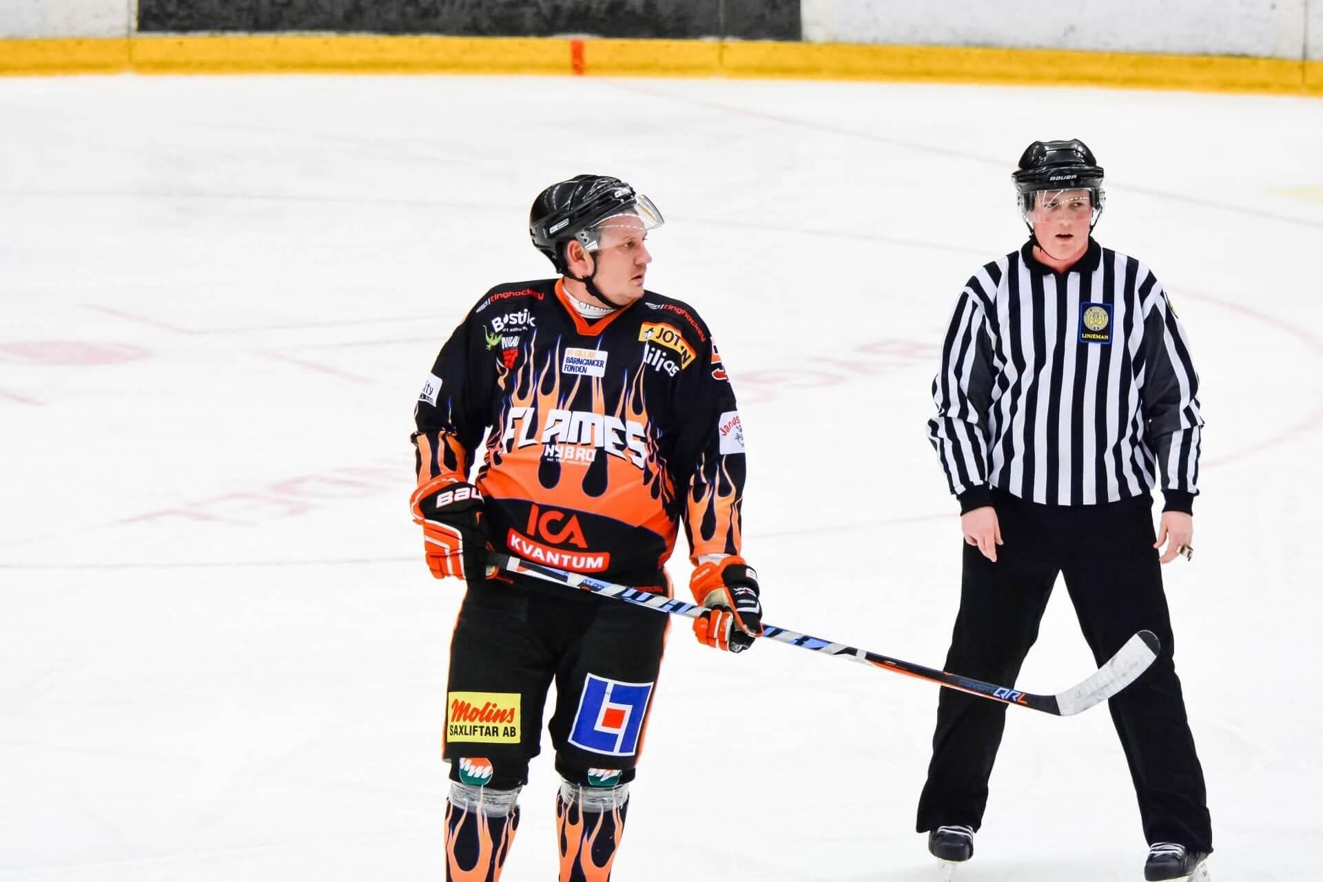 Nybro Falmes - Rydaholms SK 161218
