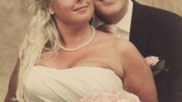 Bröllop på Kalmar Slott sommaren 2014