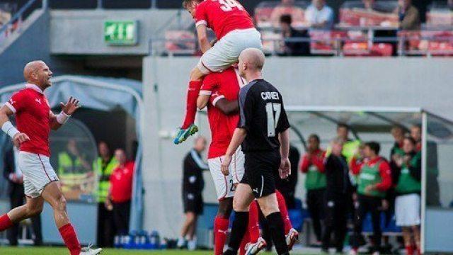 Kalmar FF vs Cliftonville åt Svenska Fans