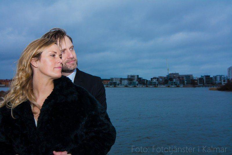 Vinterbröllop Kalmar